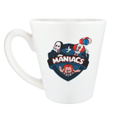 Чашка Латте Maniacs
