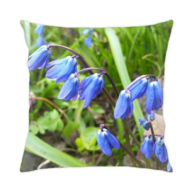Подушка 'Весенние цветы'