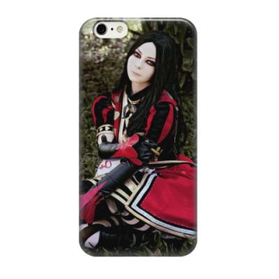 Чехол для iPhone 6/6s Alice Liddell