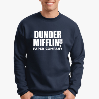 Свитшот Dunder Mifflin / The Office