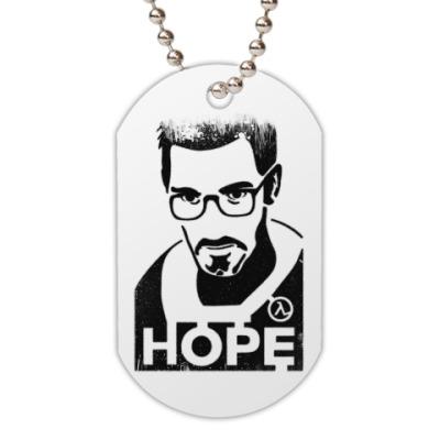 Жетон dog-tag Half-Life