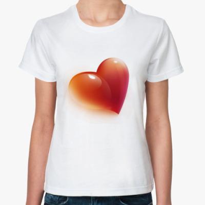 Классическая футболка  Дашуля