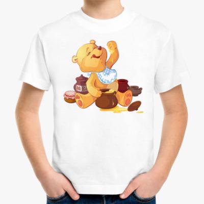 Детская футболка  Винни-Пух (детск.)