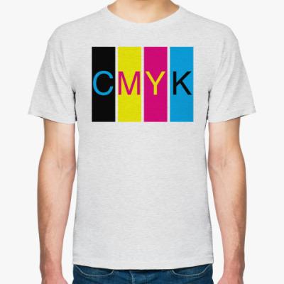 Футболка CMYK