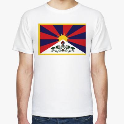 Футболка Tibet Flag