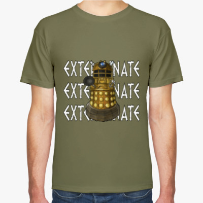 Dalek EXTERMINATE Doctor Who