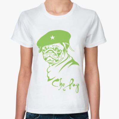 Классическая футболка CHE PUG