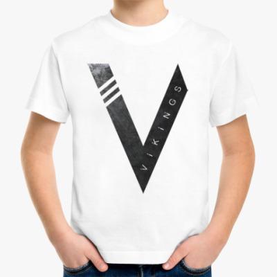 Детская футболка Vikings