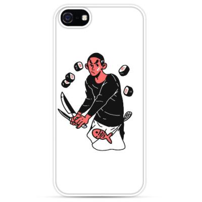 Чехол для iPhone Nope smo.151