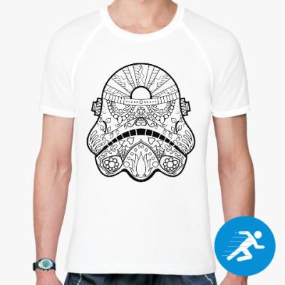 Спортивная футболка Star Wars: Штурмовик