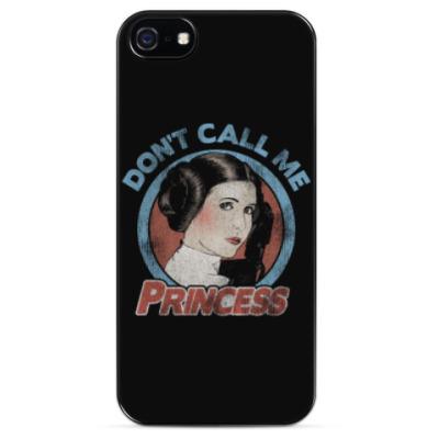 Чехол для iPhone Star Wars Princess Leia Organa