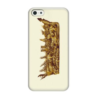 Чехол для iPhone 5/5s Игра Престолов: Корона