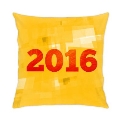 Подушка Год Огненной Обезьяны 2016