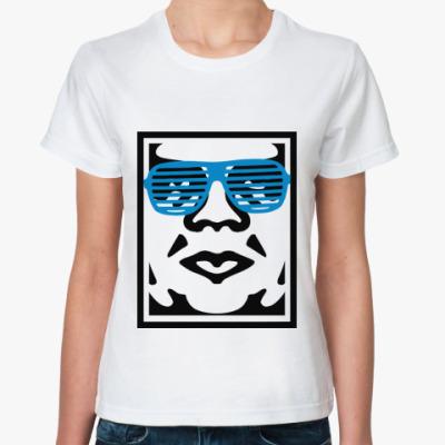 Классическая футболка 'obey'