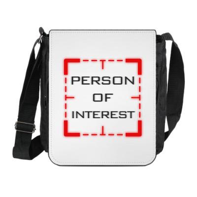 Сумка на плечо (мини-планшет) Person of Interest