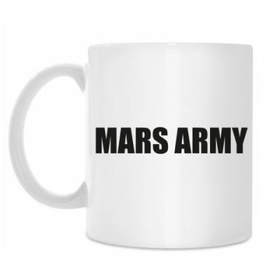Кружка 30 Seconds to Mars
