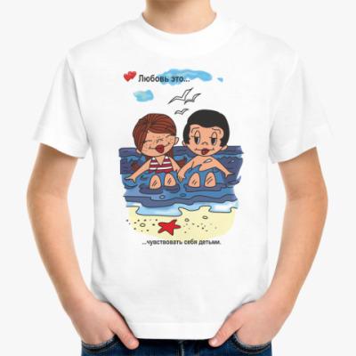Детская футболка LS.05.025