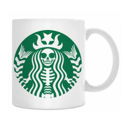 Starbucks Skeleton
