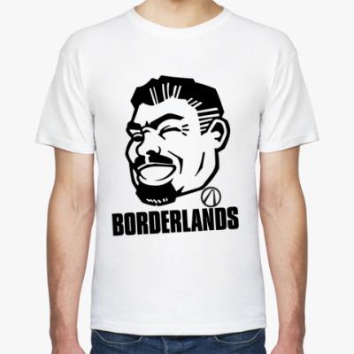 Футболка  Borderlands