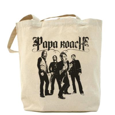 Сумка Papa Roach Group