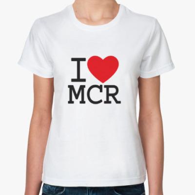 Классическая футболка I love My Chemical Romance