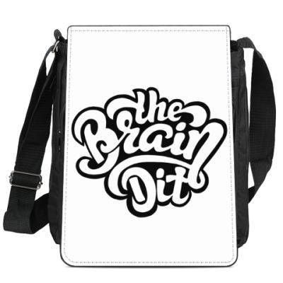 "Сумка-планшет Сумка на плечо ""TheBrainDit"""