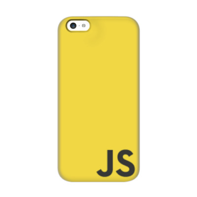 Чехол для iPhone 5c JavaScript