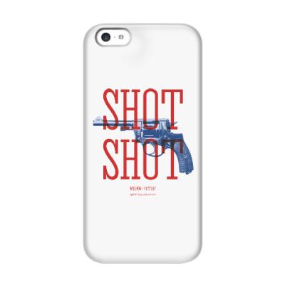 Чехол для iPhone 5c Оружие СССР