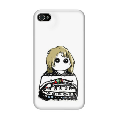Чехол для iPhone 4/4s Noel Fielding ( Mighty Boosh )