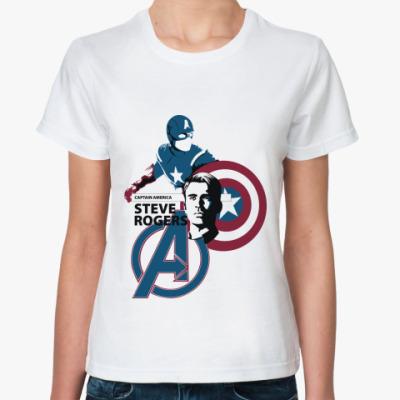Классическая футболка Steve