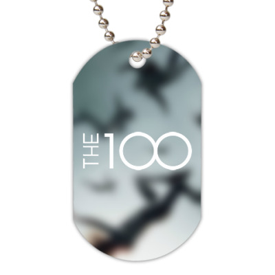 Жетон dog-tag The 100