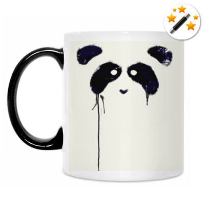 Кружка-хамелеон Панда