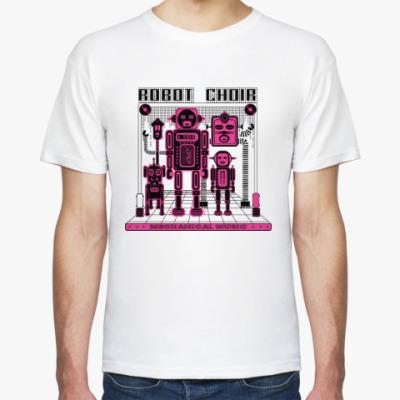 Футболка Robot Choir
