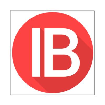 Наклейка (стикер) IGROBAR