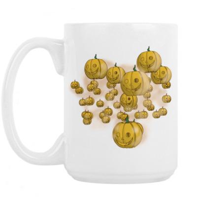 Кружка Весёлый хэллоуин