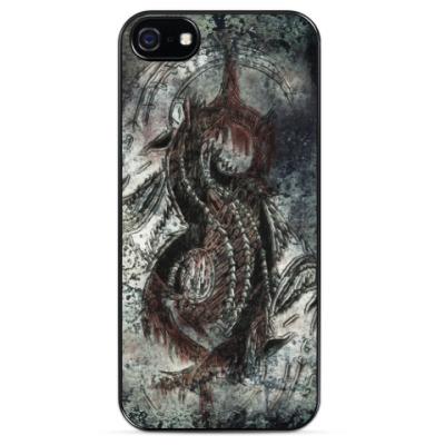 Чехол для iPhone Slipknot