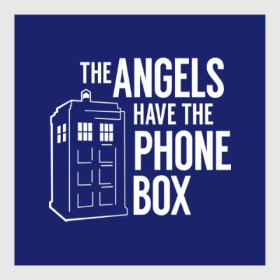 Постер The Angels Have The Phone Box