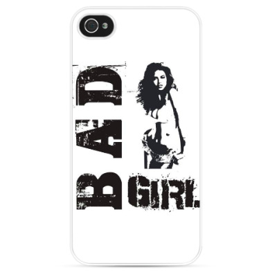 Чехол для iPhone Bad girl
