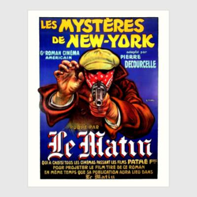 Постер Les mysteres de New-York