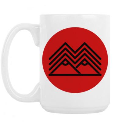 Кружка Символ Твин Пикс Twin Peaks