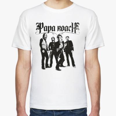 Футболка Papa Roach Group
