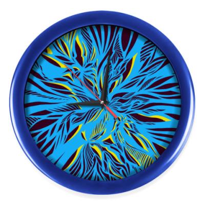Настенные часы  abstraction