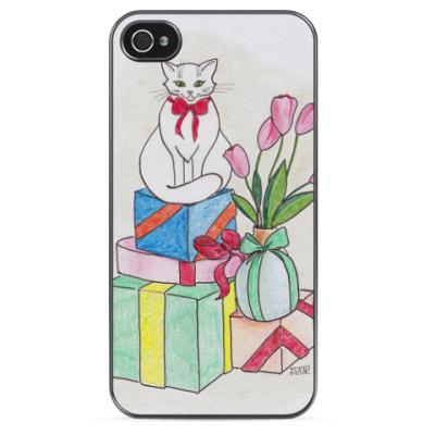 Чехол для iPhone Ура, подарки!