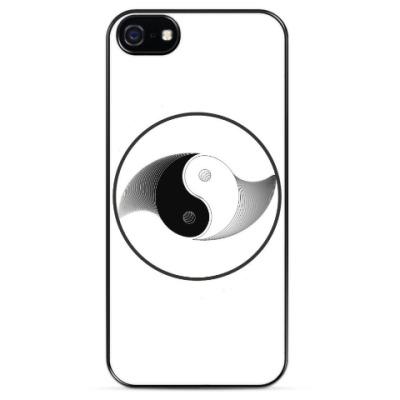 Чехол для iPhone Инь Янь
