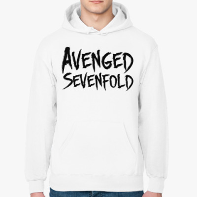 Толстовка худи Avenged Sevenfold