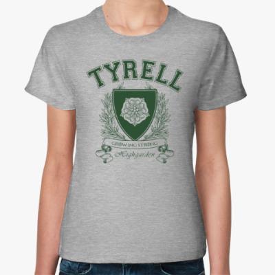 Женская футболка House Tyrell