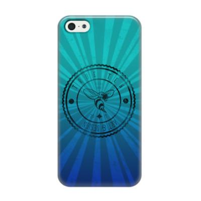 Чехол для iPhone 5/5s Логотип True10art