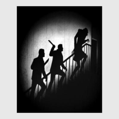 Постер Supernatural vs Nosferatu