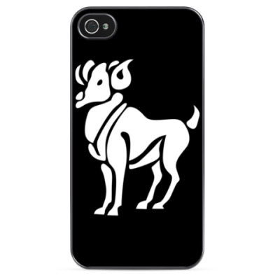 Чехол для iPhone Знаки зодиака: Овен