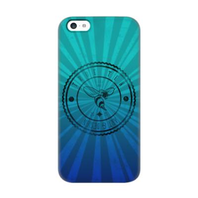 Чехол для iPhone 5c Логотип True10art